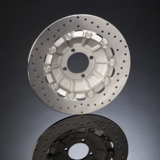 ABM Peak Evo Front  Brake Rotors for the BMW R 90/6 (73-76)