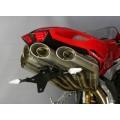 BODIS QUATTRO FSR Titanium Exhaust Systems for the MV AGUSTA F4  (10-16)