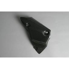 CARBONDRY - DUCATI 848 / 1098 & 1198 CARBON FIBER EXHAUST GUARD