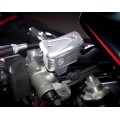 Motocorse Billet Aluminum Reservoirs For Brembo Radial Master Cylinders Brake and Clutch