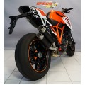 Bodis GPX-2 Exhaust for the  KTM Super Duke 1290R
