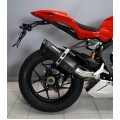 BODIS P-TEC II Slip On Exhaust WITH CAT DELETE for MV Agusta F3