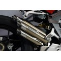 BODIS TRIOBOLICO Exhaust for MV Agusta F3  Brutale 675/800 and Dragster