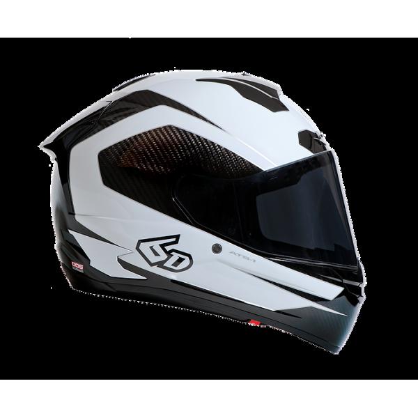 6D ATS-1 Carbon Street Helmet