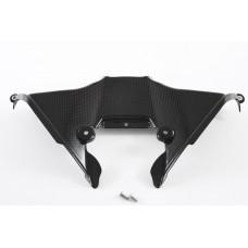 MOTOCORSE - CARBON FIBER AIR INTAKE MANIFOLD - OEM FOR DUCATI 899 / 1199