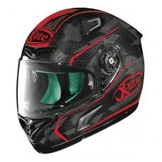 X-Lite X-802RR Ultra Carbon MARQUETRY Helmet