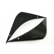 MOTOCORSE - CARBON FIBER AIRBOX SIDE PANELS - SET FOR MV AGUSTA F4 750 / 1000S / 1000R / 312R / 312RR