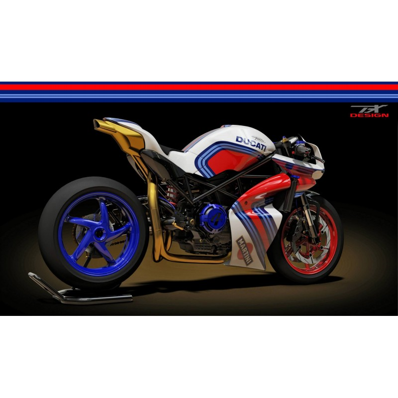 Paolo Tex Design Bodykits For Ducati Monster S 02 07