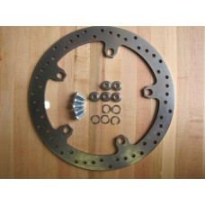 ABM Peak Evo Front  Brake Rotors for the BMW R 1150 RT  (00-06)