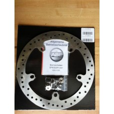 ABM Peak Evo Front  Brake Rotors for the BMW R 1200 RT  (05-09)