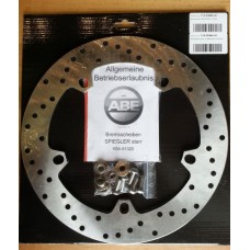 ABM Peak Evo Front  Brake Rotors for the BMW R 1150 GS Adventure (01-05)