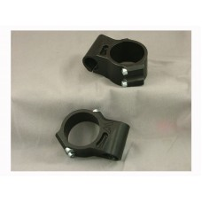 Woodcraft 3 Piece Split Clip-On Clamps Only (42-55mm) (57mm)