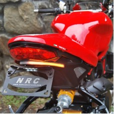 New Rage Cycle Ducati Monster 1200R Fender Eliminator Kit