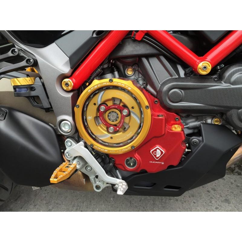 Ducati Monster Tires Pressure
