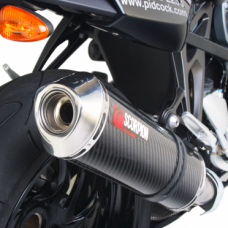 SCORPION FACTORY SLIP ON EXHAUST - BMW K1300 R / S (2009>)