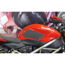 TechSpec C3 Tank Grip Pads for the Ducati Streetfighter