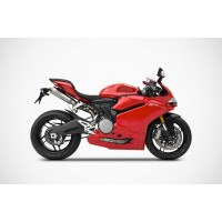 ZARD 2-1-2 Full Exhaust for Ducati Panigale 1299/959 - Biposto