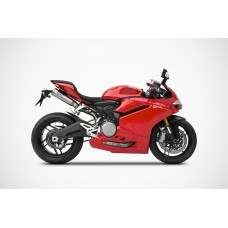 ZARD 2-1-2 Full Exhaust for Ducati Panigale 959 - Biposto
