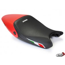LUIMOTO  Rider Seat Cover for the  DUCATI MONSTER 1100/796/696