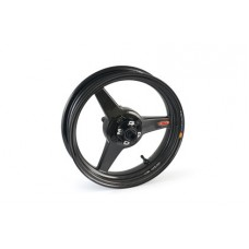 BST Diamond TEK 3 Spoke Carbon Fiber Front or Rear Wheel for the Honda Grom (14-17) - 2.75 x 12
