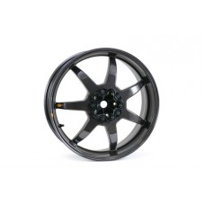 BST Carbon Fiber Wheels  for the Kawasaki 6 x 17  Ninja H2/H2R   7 Spoke  (Rear)