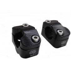 Gilles 1D.GT Handlebar Risers for the Yamaha FZ-07/MT-07