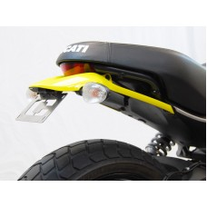 Competition Werkes Fender Eliminator Kit - Ducati Scrambler (2015+) with OE Colored Fender