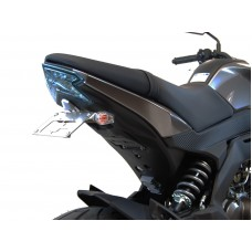 Competition Werkes Fender Eliminator Kit for the Kawasaki Z125 PRO (2016+)