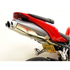 Competition Werkes Fender Eliminator Kit -  Triumph Daytona 675 (09-12)