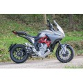 FM Projects Slip-on Exhaust for MV Agusta Turismo Veloce 800 and Stradale 800