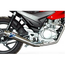 Termignoni Exhaust for Honda CBF125 (09-12)