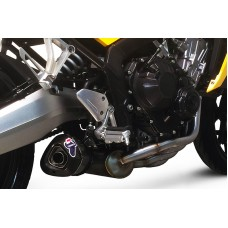 Termignoni 4-1 Stainless Full System for the Honda CBR650F/CB650F (2014+)