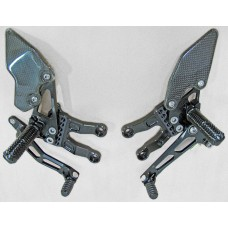 Attack Performance Rearsets for Honda CBR600RR (2007-10)