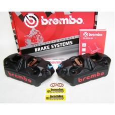Brembo M4 100mm or 108mm Cast Monobloc Aluminum Calipers
