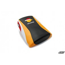 LUIMOTO ( Repsol) Passenger Seat Cover for the HONDA CBR1000RR (04-07)