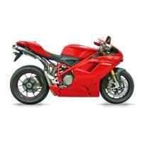 Zard Penta EVO Full 2-1-2 Exhaust for Ducati 1098 / 848