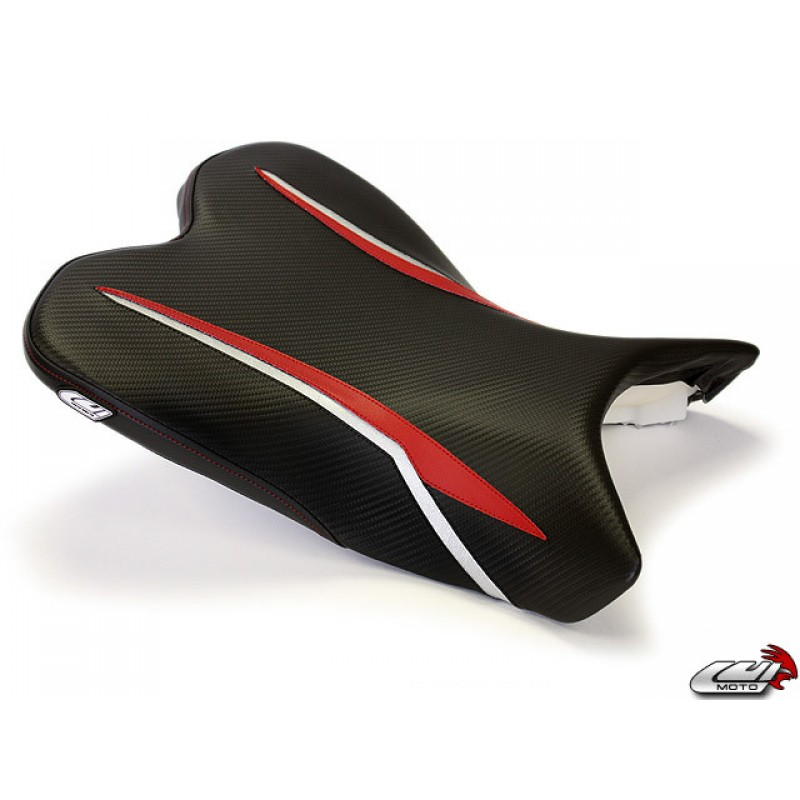 Wondrous Luimoto Raven Edition Rider Seat Cover For The Yamaha R1 09 14 Gamerscity Chair Design For Home Gamerscityorg