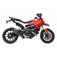 ZARD Slip-on Exhaust for Ducati Hypermotard 821 / 939