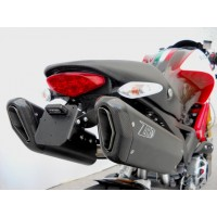 ZARD Exhaust for Ducati Monster 696 / 796 / 1100 (Penta)