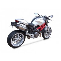 ZARD Exhaust for Ducati Monster 696 / 796 / 1100 (Conical)