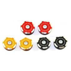 Ducabike Contrast Cut Frame Plug Kit for the Ducati Monster 696/796/1100