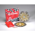 Brembo 310mm Rotor Kit for the Triumph Daytona 675/Speed Triple