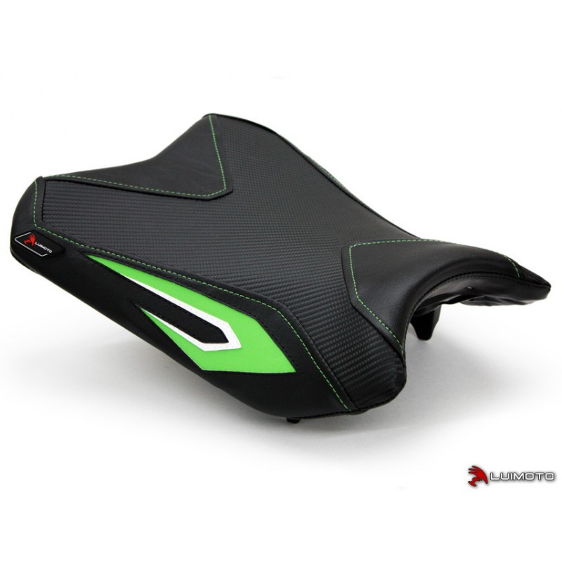 Luimoto Team Kawasaki Rider Seat Covers For The Kawasaki Ninja 300
