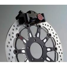 Brembo 320mm The Groove Rotor Kit for Suzuki B-King and Hayabusa
