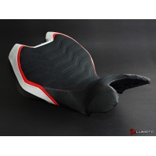 LUIMOTO  Rider Seat Cover for the MV AGUSTA TURISMO VELOCE  (2016+)
