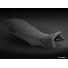 LUIMOTO  Rider Seat Cover for the MV AGUSTA RIVALE 800  (13-16)