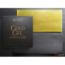 LUIMOTO 'GOLD GEL' GEL PAD - LARGE SEAT KIT (9 x 18.5 inch)