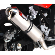 SCORPION FACTORY FULL EXHAUST - HYOSUNG GT125 & 250 R (2006-2009)