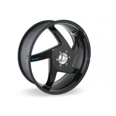 BST Diamond TEK 5 spoke Carbon Fiber Rear Wheel for the Triumph Speed Triple 1050 (05-10) - 6.0 x 17