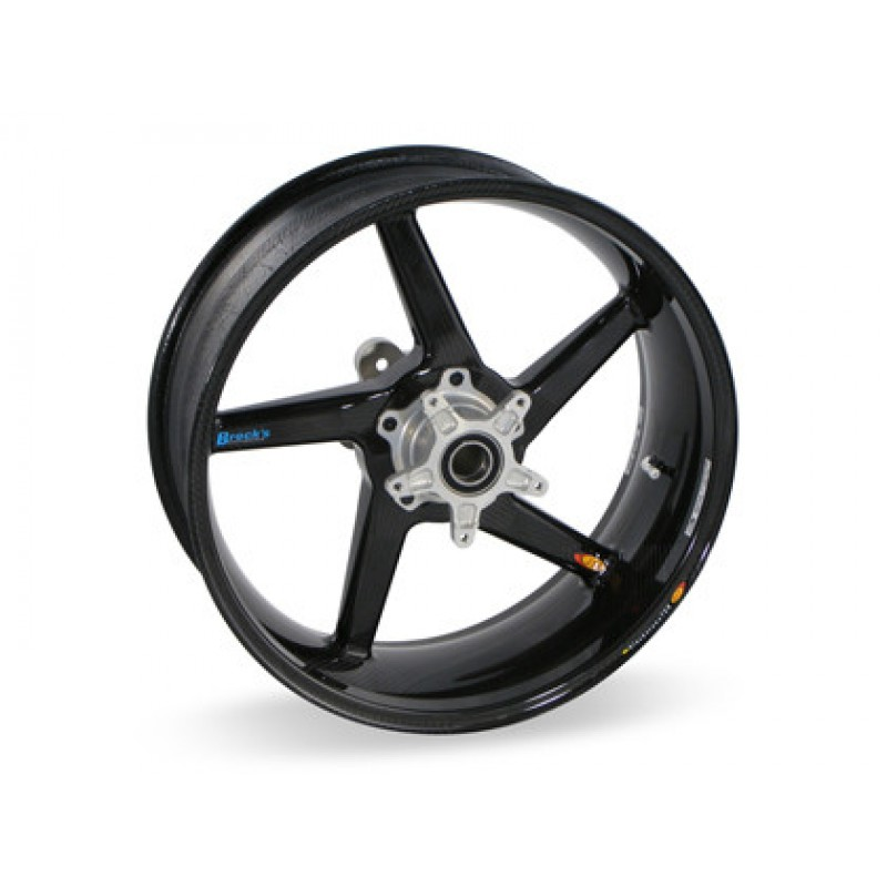 Bst Carbon Fiber Wheels For The Ducati Monster Models 5 75 X 17
